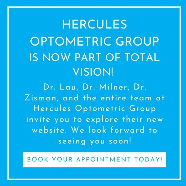 Hercules Optometric Group is now part of Total Vision!